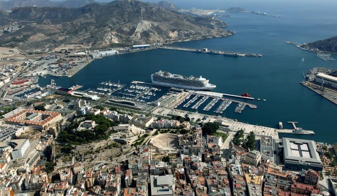eBlue_economy_Port of Cartagena