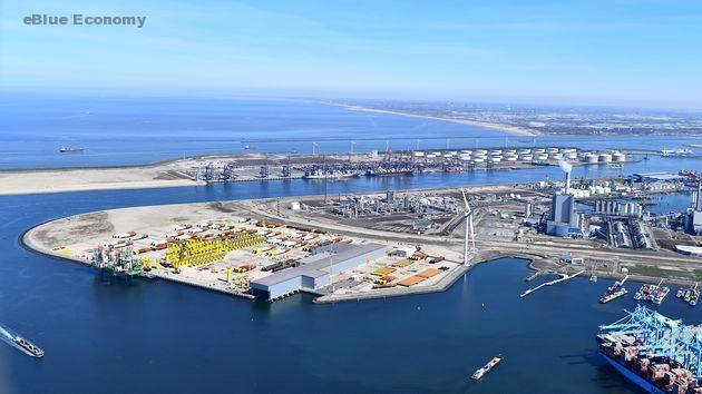 eBlue_economy_Port of Rotterdam throughput rises substantially again in Q3