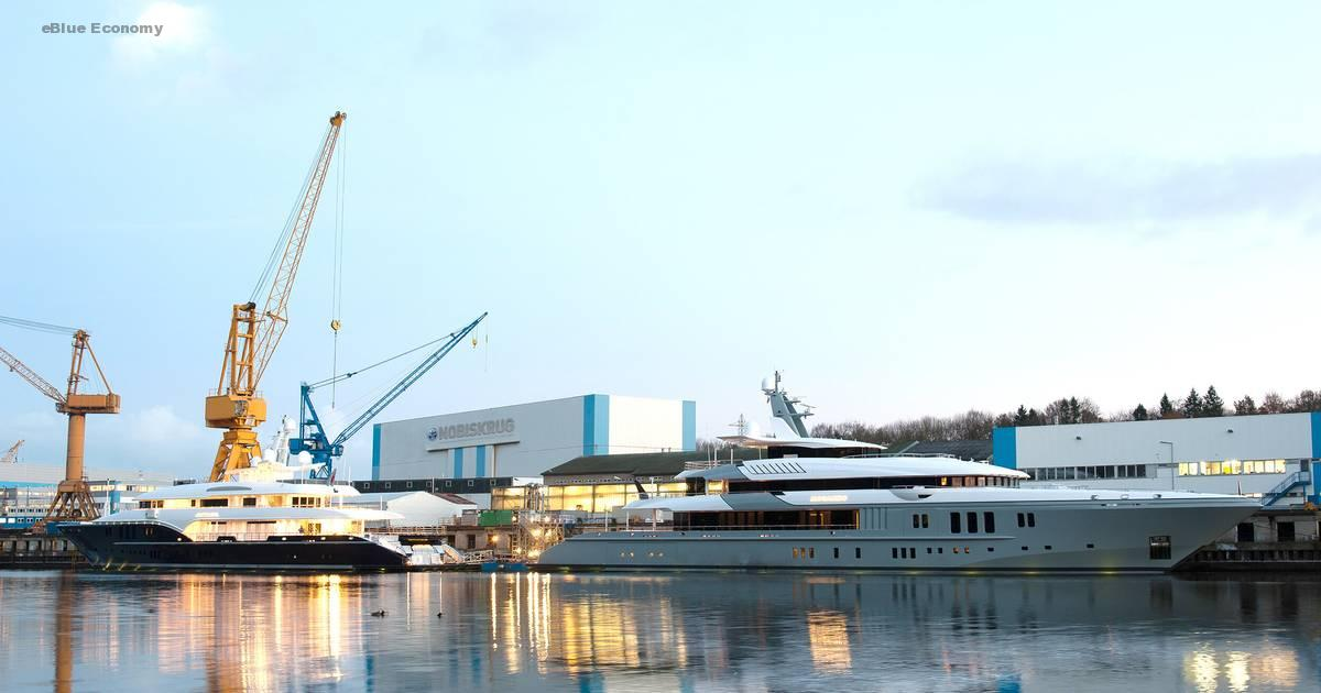 eBlue_economy_obiskrug Signed Contract for Refit Works on a 120m Superyacht
