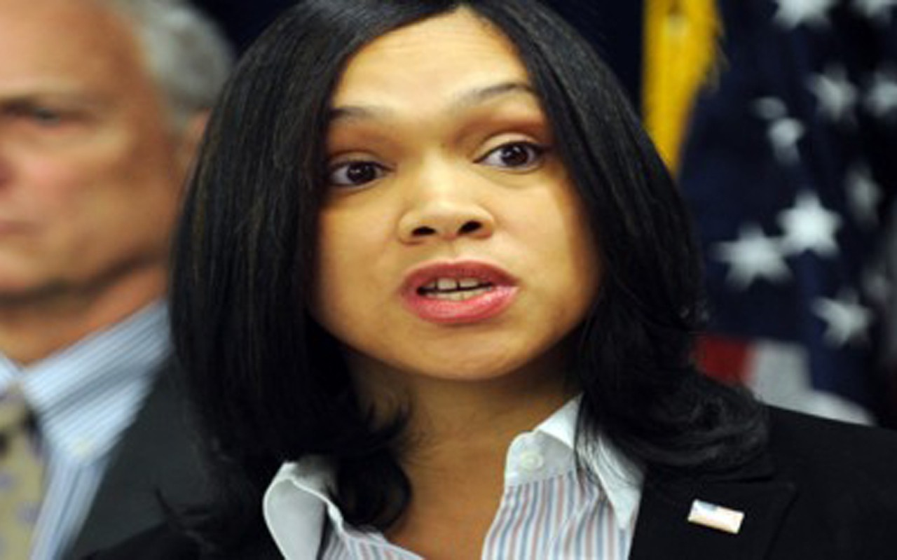 After Acquittal Baltimore Prosecutor Marilyn Mosby
