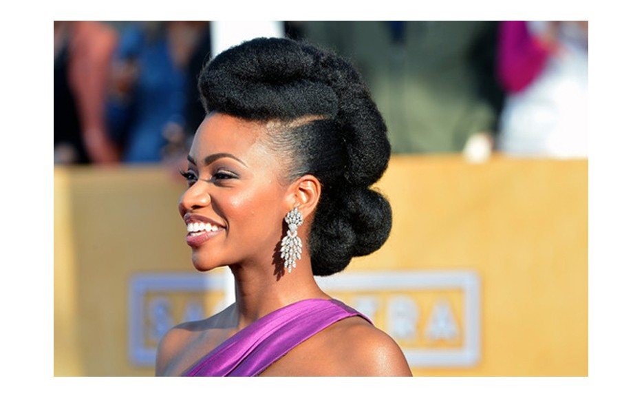 8 Elegant Hairstyles For Natural Hair EBONY