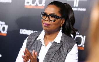 Oprah Winfrey honored in TIME's 'Firsts' series.