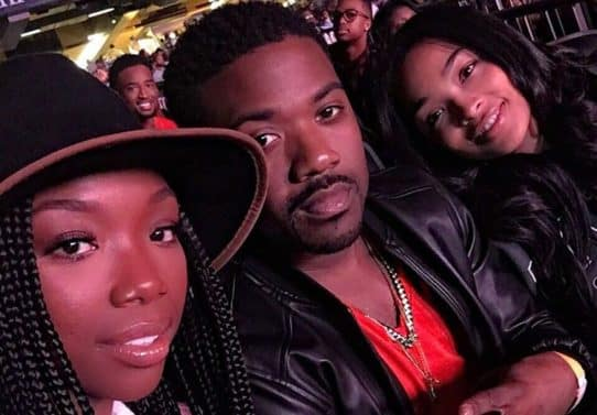 Ray J Addresses Tension Between Pregnant Wife Amp Family