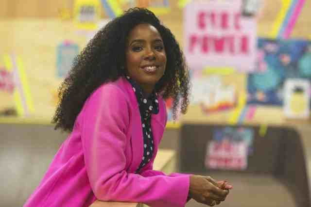 Kelly Rowland Is Following Up Her Club Ready Release Kelly With A New Single Crafted To Encourage Women With Different Hair Types To Embrace Their