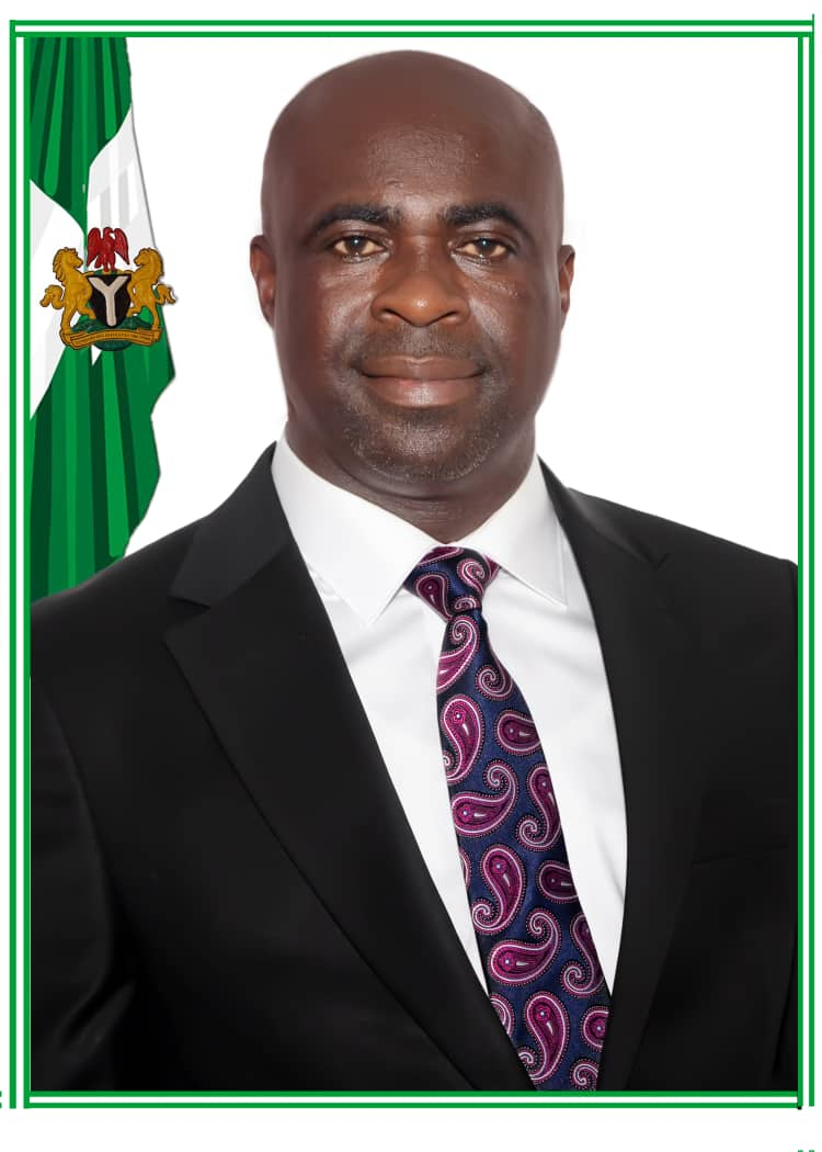 Secretary State Government Coordinating Commissioner, Kenneth Ugbala