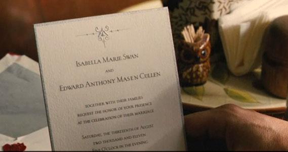 Breaking Dawn The Cullen Wedding Ebony Peoples Events