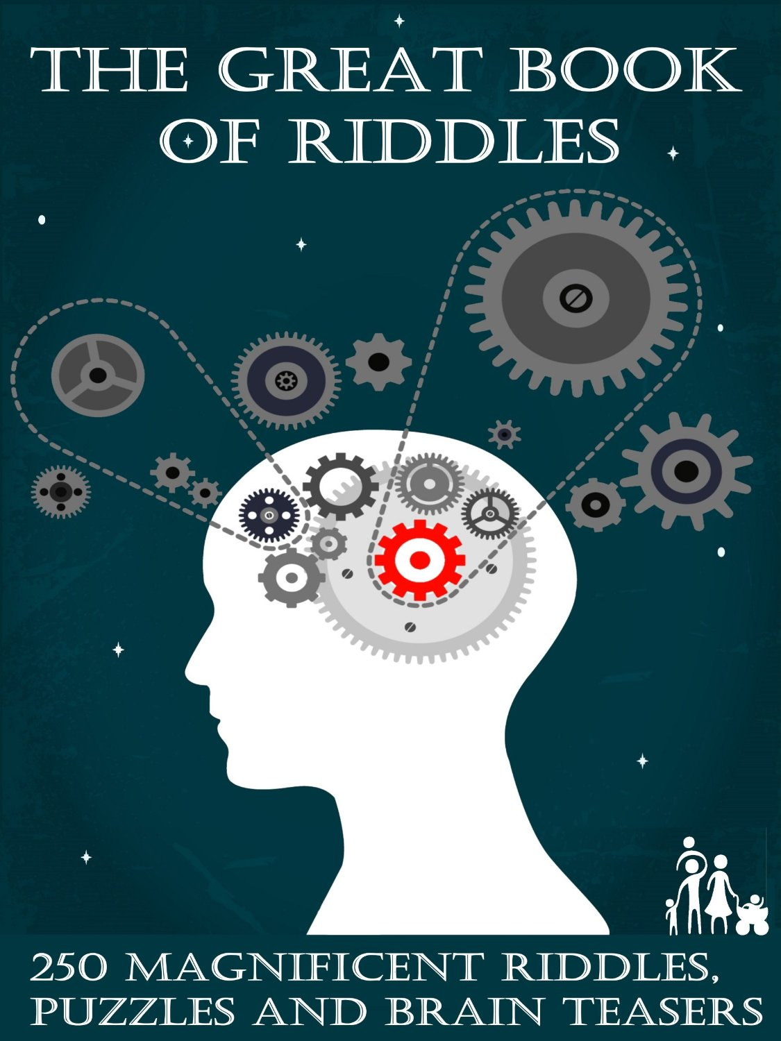 The Great Book Of Riddles 250 Magnificent Riddles