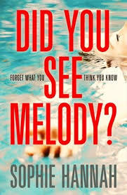 Did You See Melody? Book Cover