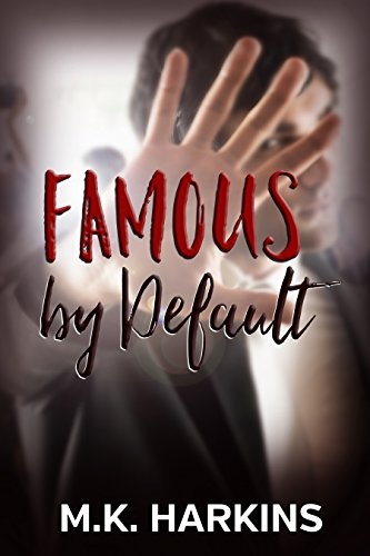 Book Cover Famous by Default