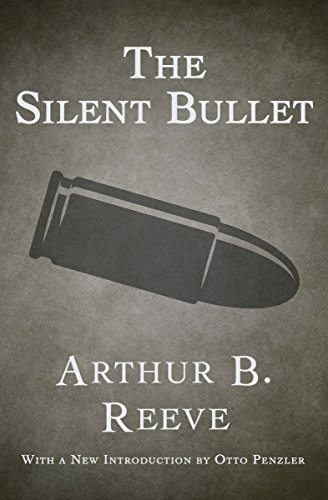 Large book cover: The Silent Bullet