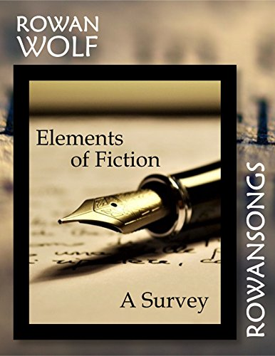 Large book cover: Elements of Fiction