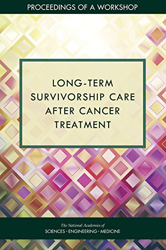 Large book cover: Long-Term Survivorship Care After Cancer Treatment