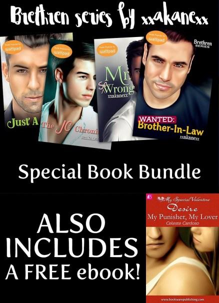 Brethren Series Special Book Bundle + Free Ebook!