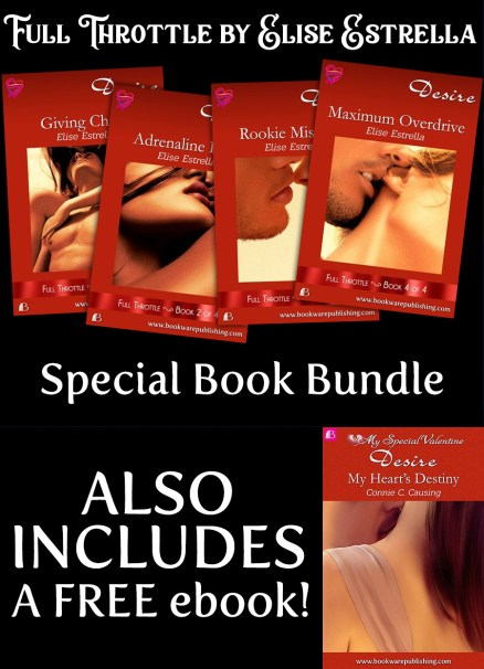 Full Throttle Special Book Bundle + Free Ebook!