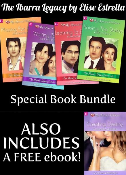 The Ibarra Legacy Special Book Bundle + Free Ebook!
