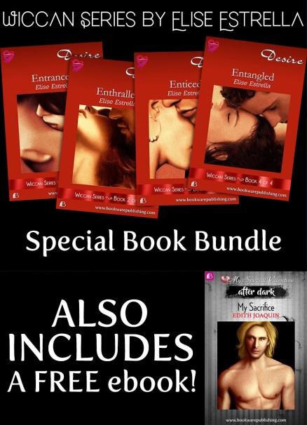 Wiccan Series Special Book Bundle + Free Ebook!