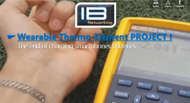 Wearable Thermo-Element-eboow