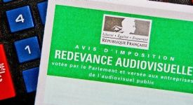 redevance audiovisuelle