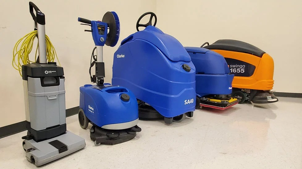 automatic floor scrubber cost