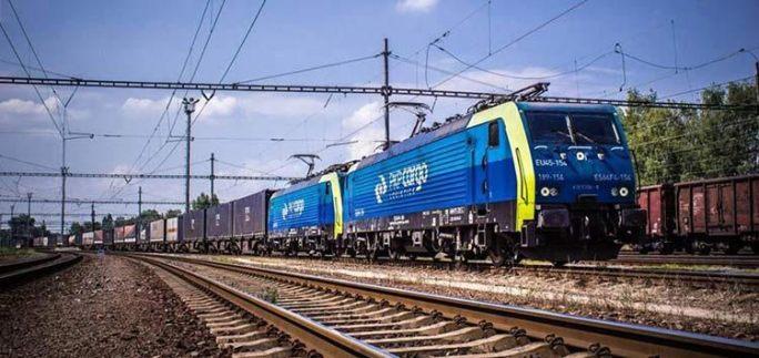 transportation- A PKP Cargo train - EBRD