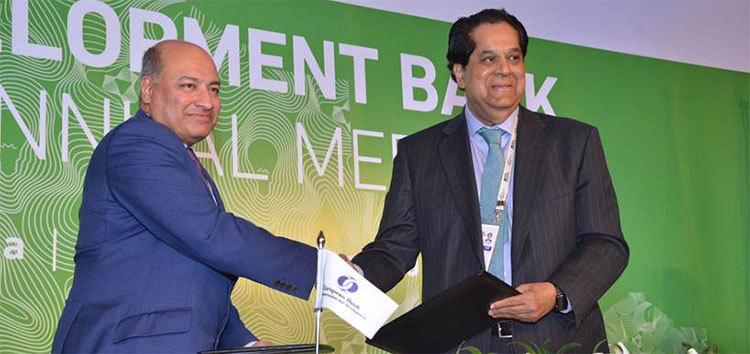 EBRD President concludes visit of NDB annual meeting in Delhi