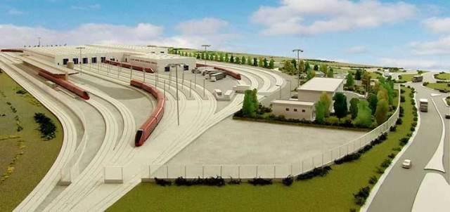 Serbia to upgrade railway maintenance depot with EBRD loan