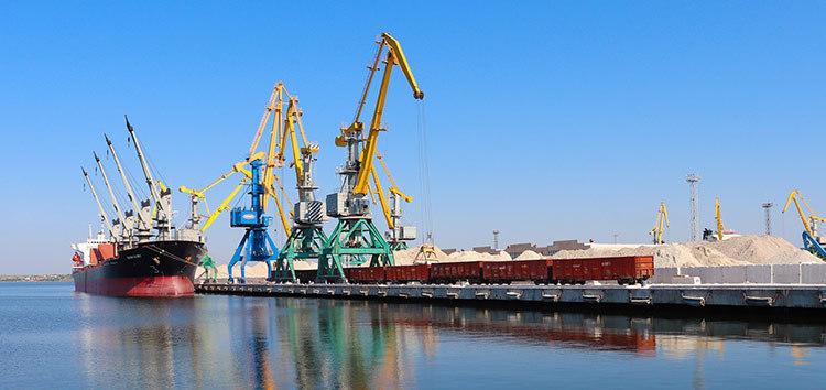 35-year agreement will help develop Ukraine's transport infrastructure