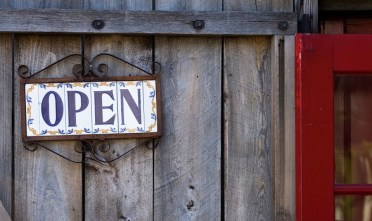 Shop open sign Business Directory