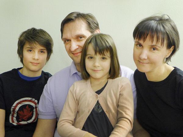 Kozyarchuk Family
