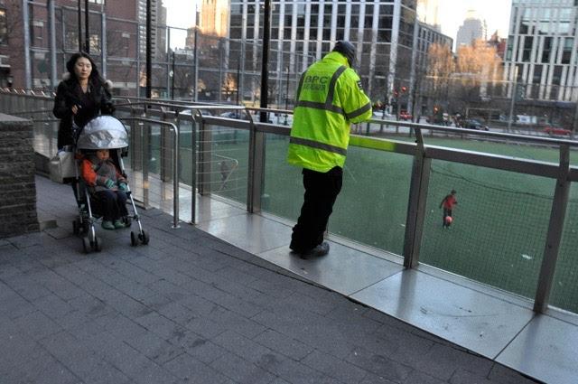 BPCA Security Guard