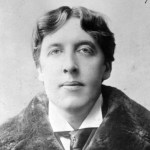 """Oscar Wilde """"I can resist everything except temptation"""""""