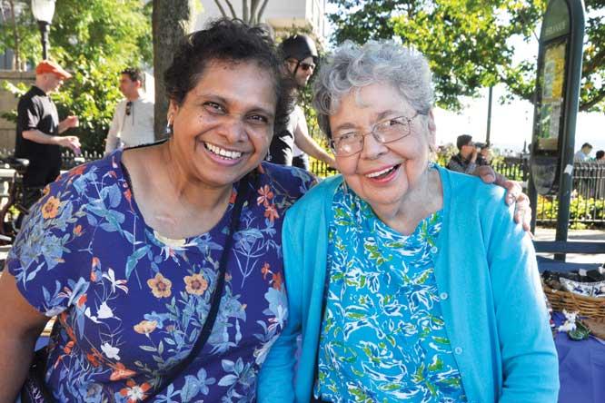 Ruth Ohman In Memoriam