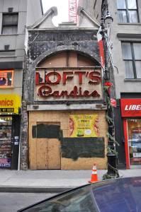 Loft's Candies   88 Nassau Street