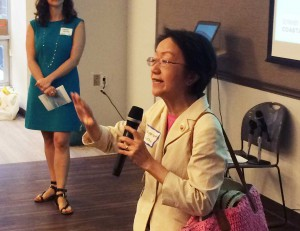 """City Council member Margaret Chin: """"How are negotiations progressing in regards to ensuring long-term affordability for families and seniors at Gateway Plaza?"""""""
