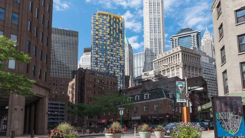 Battery Park City and the Financial District were Manhattan's slowest moving market in the first quarter of 2018.