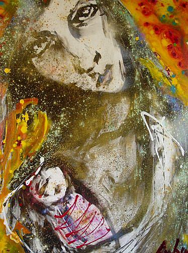 Mothering Chaos by EBSQ Artist Kelli Ann Dubay