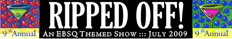 Online Art Exhibit:9th Annual Ripped Off