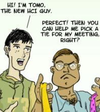 HCI snip