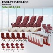 Valentine Spa Pedicure Chair Package Free Shipping