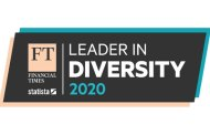 Schneider Electric included in Financial Times' Diversity Leaders 2020 ranking