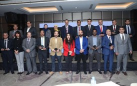 Top IT leaders of Egypt recognized at The World CIO 200 Summit -Egypt Edition