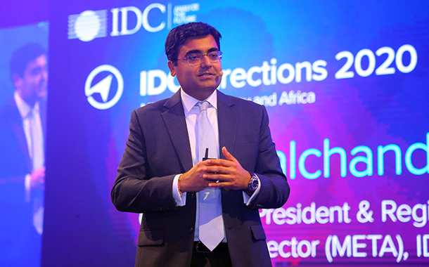 Digital transformation to reach 30% META IT spending by 2024 says IDC