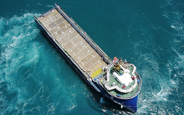P&O Maritime Logistics uses Aruba solutions to enhance offshore IoT and crew mobility