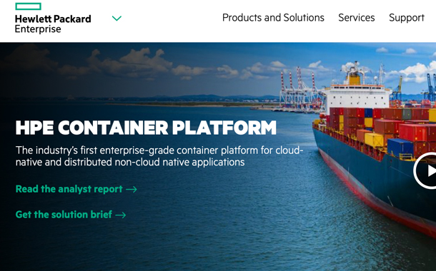 HPE announces general availability of the HPE Container Platform in the UAE