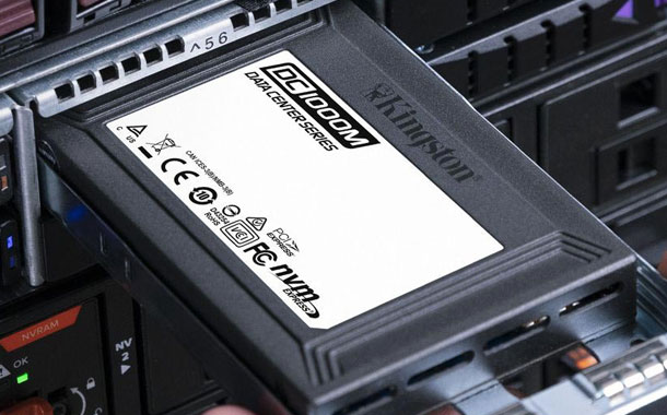 Kingston offers 7.68TB capacity for high-performance data centre SSDs