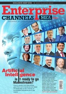 Enterprise Channels MEA August edition.