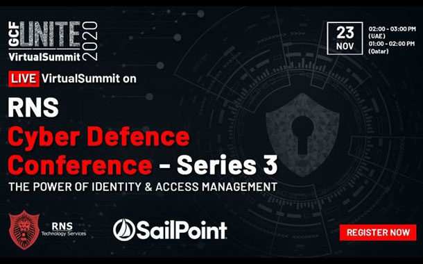 GCF, RNS, SailPoint host summit on the power of access management