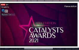 Global CIO Forum and RosettaNet Singapore GS1 announce winners of Catalyst Asia Awards 2021