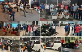 GCF, AGMC – BMW host Reboot Unite CIO Meet at Dubai Autodrome