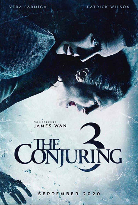 Cartel 'The Conjuring 3' de 'El Conjuro 3 (2020)' - eCartelera